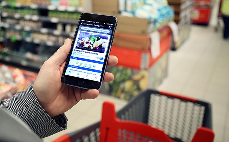 Axfood vill ta täten i digitalt kundmöte