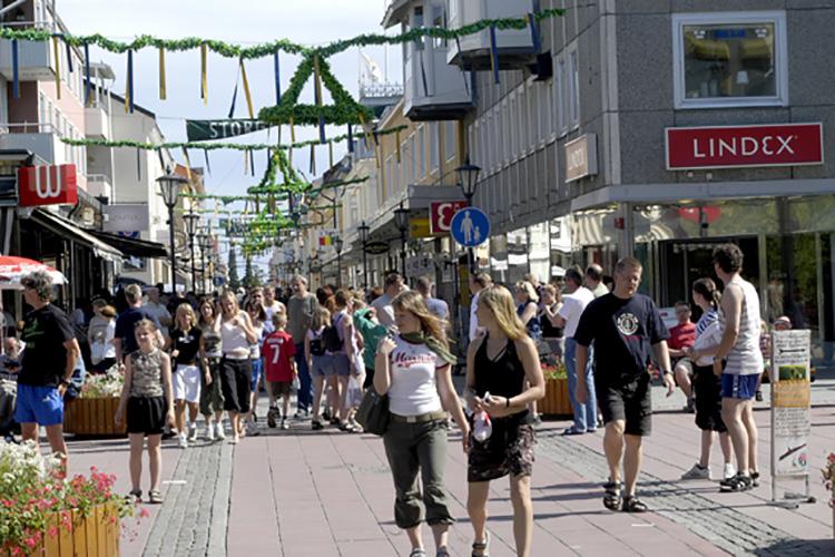 Miljonstöd ska göra stadskärna mer attraktiv