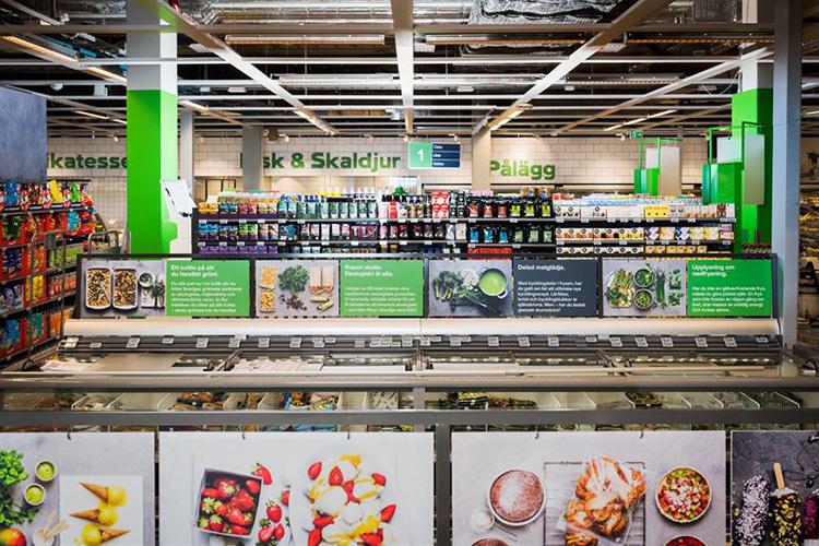 Coop öppnar grön personaliserad butik