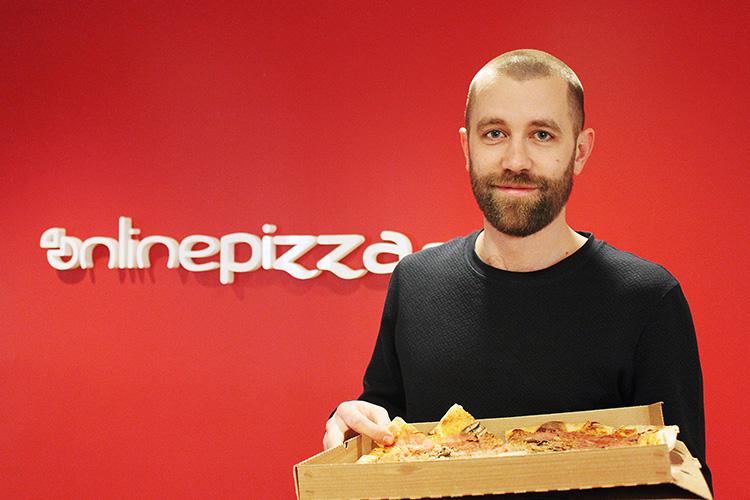 Daniel blir ny VD för OnlinePizza