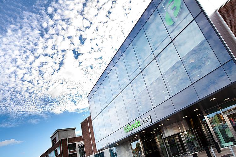 Fritidsbanken erbjuder hälsa på Frölunda Torg