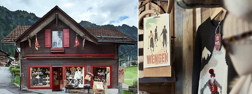 Gemytlig livsstilsshopping i Alperna