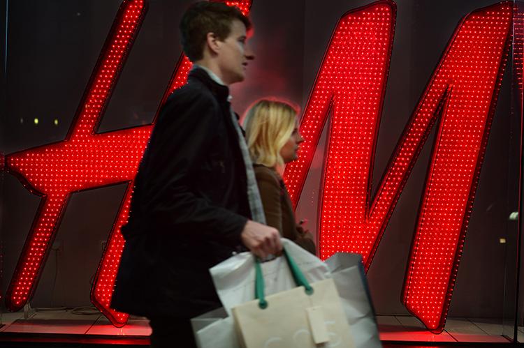 Här öppnar H&M sin största butik