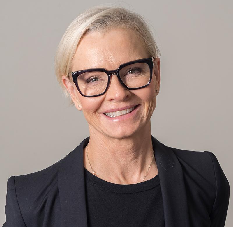Katarina är Åhléns nya försäljningschef
