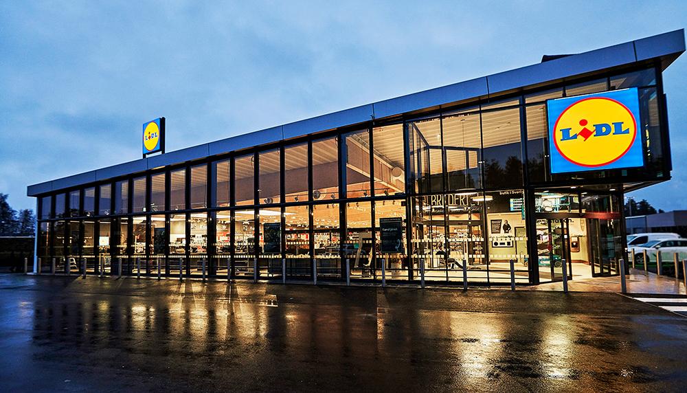 Lidl har världens grönaste handelsbyggnad