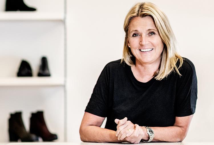 d0ddfc150ae Marie Nilsson Peterzén, grundare och Creative Director.