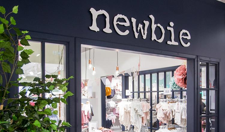 Newbie Store öppnar på Sergelgatan