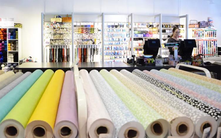 Ohlssons Tyger öppnar sin 20:e butik