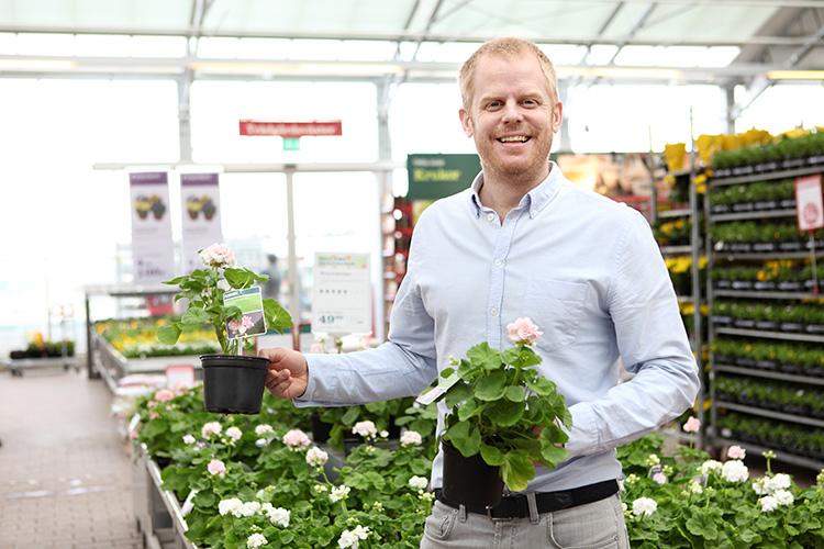 Plantagen växer från 40 till 700 butiker