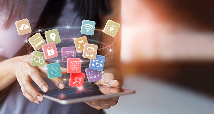 Allt fler köp via mobil i ökad onlineförsäljning