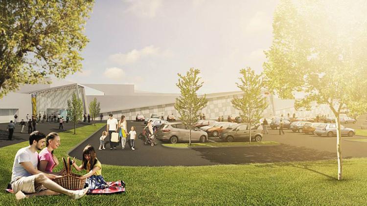 Lidl Sverige öppnar i hållbart köpcentrum