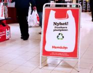 Hemköp lanserar pant på påsar