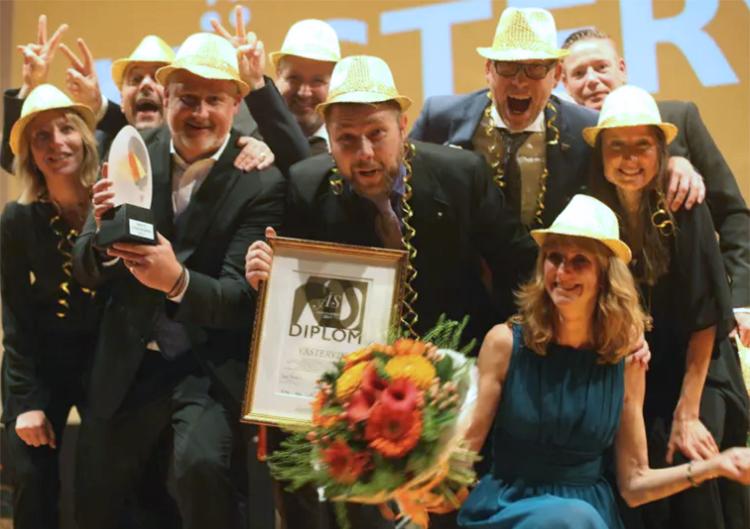 Västervik är Årets stadskärna 2017