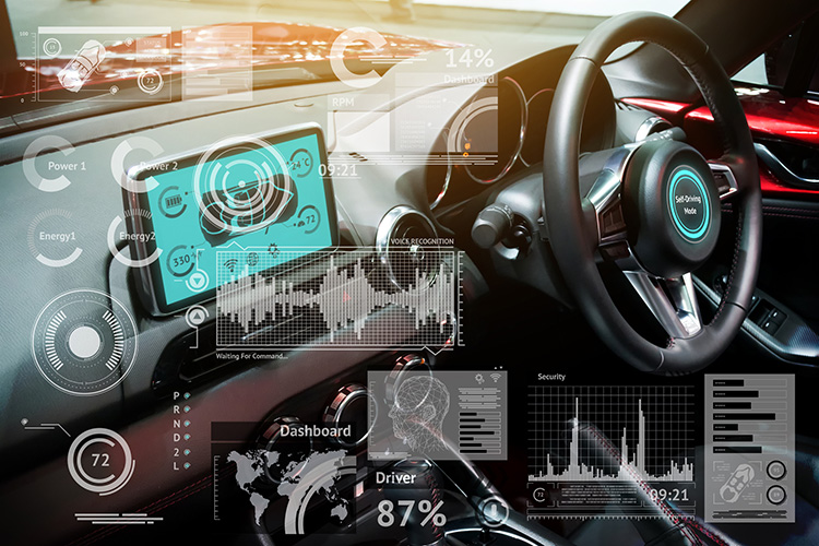 Konsumenten vill köpa bil av Apple och Google