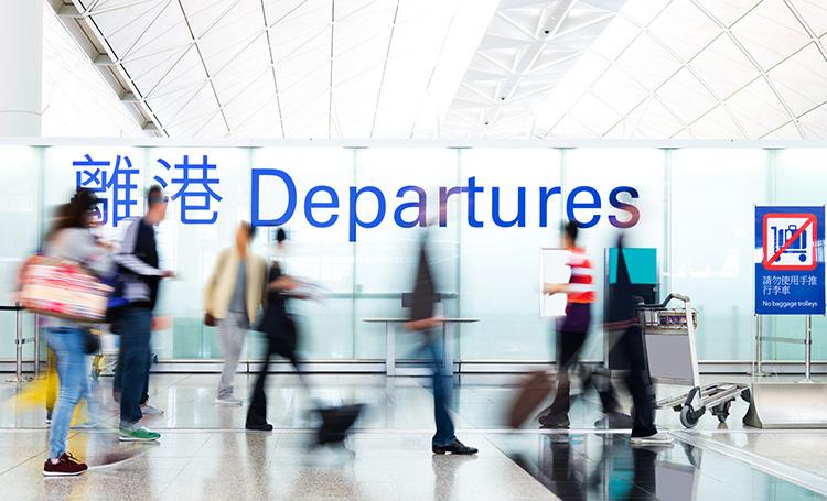 Fem tunga trender inom airport retail