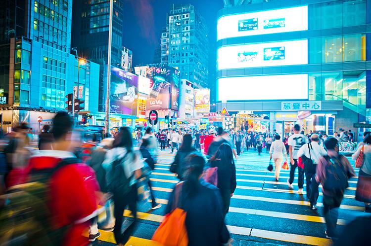 Här är världens hetaste retailstäder