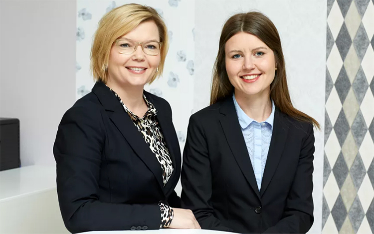 Två nya chefer på Stockholmshem