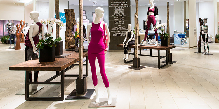 Nya upplevelser med wellness i butik