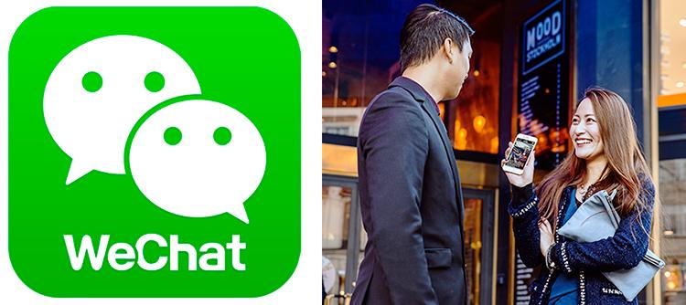 WeChat och Alipay gör entré i Mood