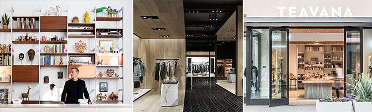 Här är världens 42 bäst designade butiker