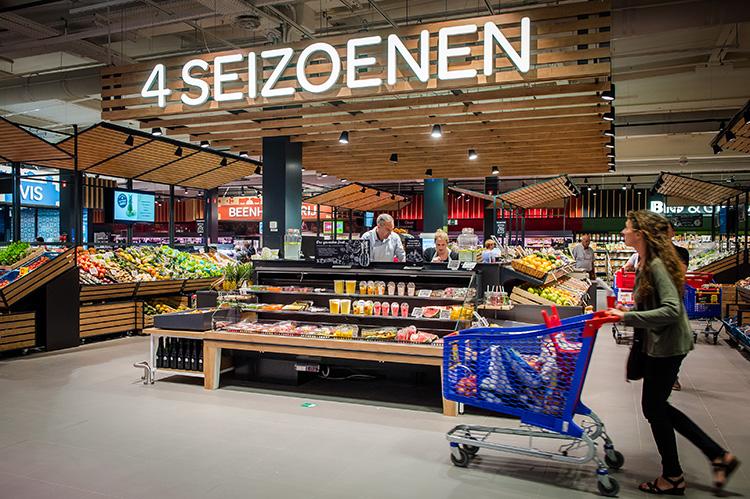 Carrefour skapar den nya tidens stormarknad