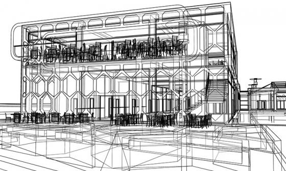 Här är modellen för framtidens köpcentrum