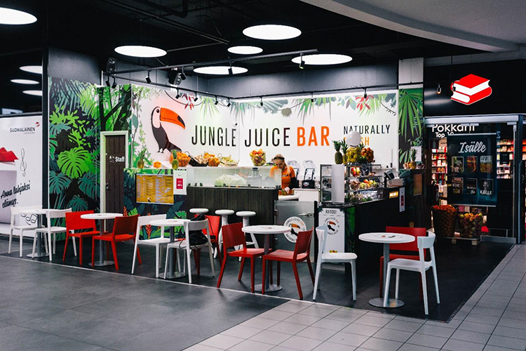 Jungle Juice Bar lanseras i Sverige