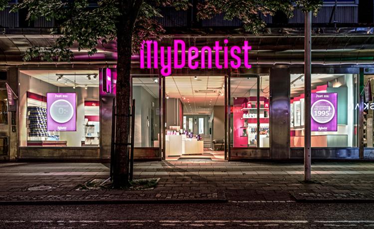 MyDentist öppnar i centrala Malmö