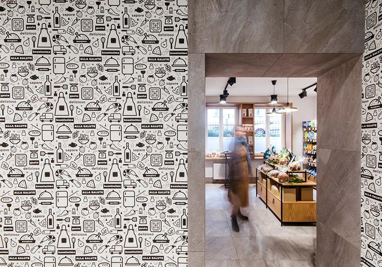Italienska designdelikatesser i Poznan