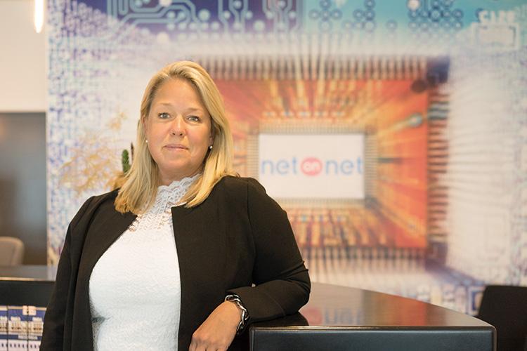 Ulrika är NetOnNets nya marknadschef