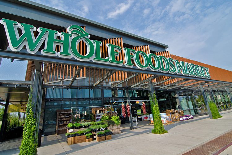 Därför köper Amazon Whole Foods
