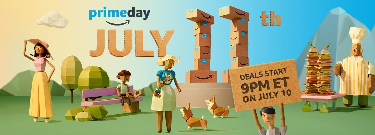 Amazon höjer ribban med årets Prime Day