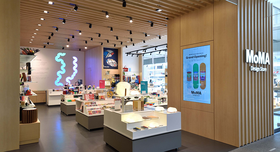 MoMA Design Store i Kyoto