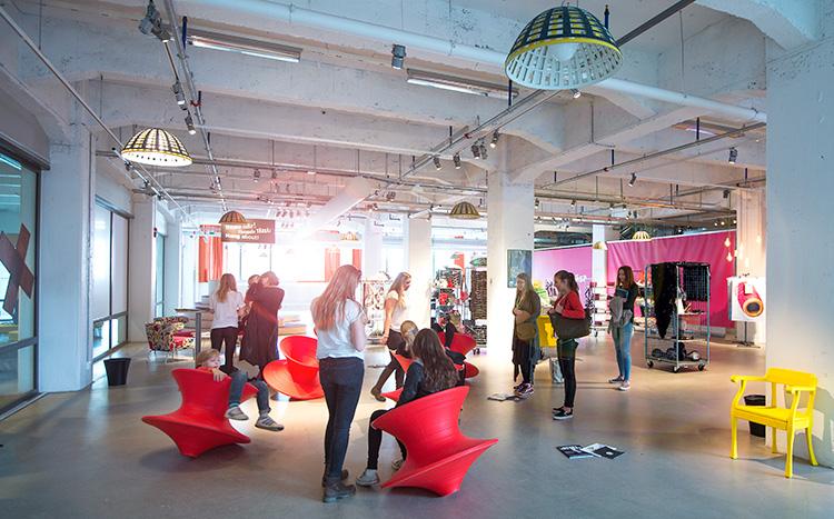 Utvecklar idéer för en cirkulär textilindustri