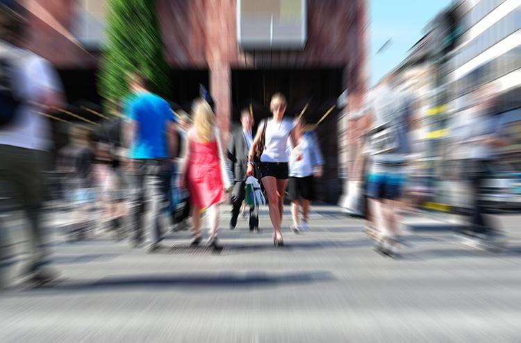 Det går bra för svenska stadskärnor