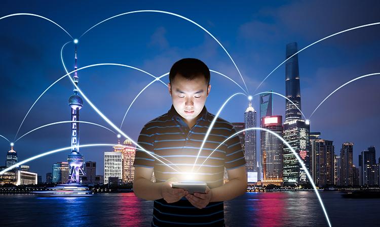 Lyxvarumärke lanserar e-handel i Kina