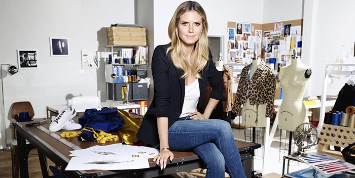 Lidl lanserar Heidi Klums mode i 28 länder