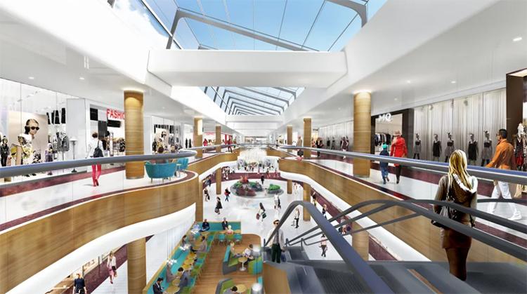 Linden köpcentrum förstärker med nytt koncept