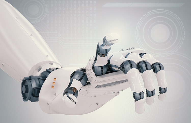 Dagligvarukedja satsar på robotar i butik