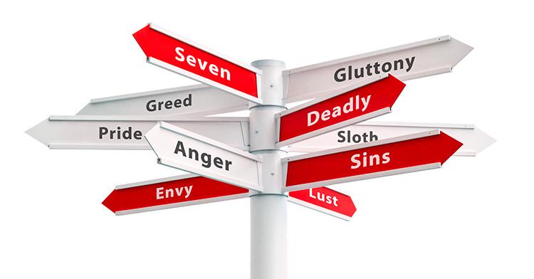 Detaljhandelns sju dödssynder