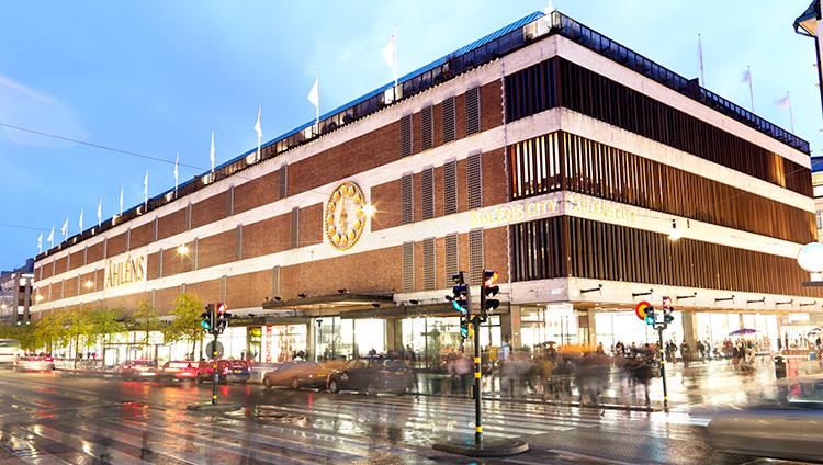 Åhléns City nyöppnar sitt modeplan
