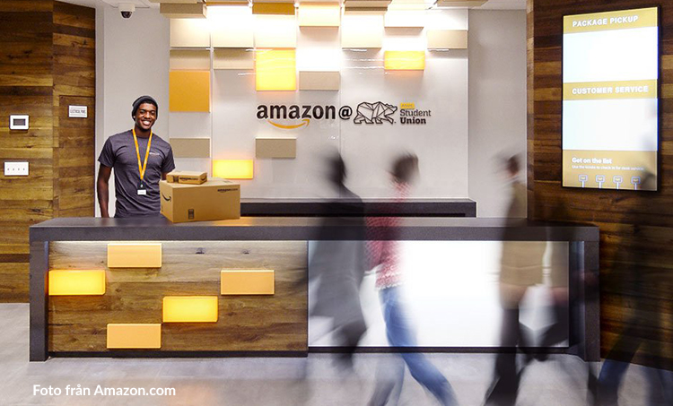 Högteknologisk servicebutik stärker Prime