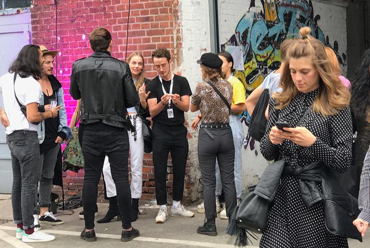 Sociala medier och influencers lyfter eventet