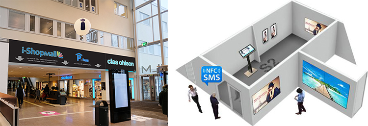 "Ny ""Bricks and Clicks Mall"" öppnar i SKHLM"