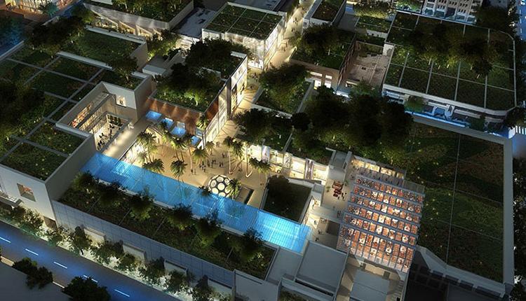 Köpcentrumen med design i världsklass