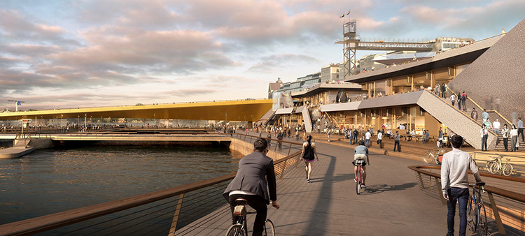 Atrium Ljungberg skapar ny mötesplats