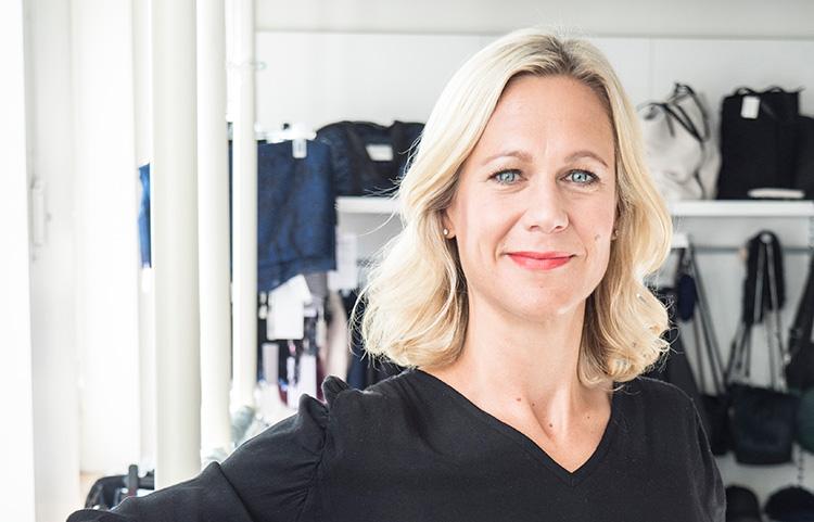 Maria är ny affärsområdeschef för mode