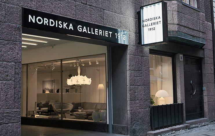 Digital satsning på Nordiska Galleriet