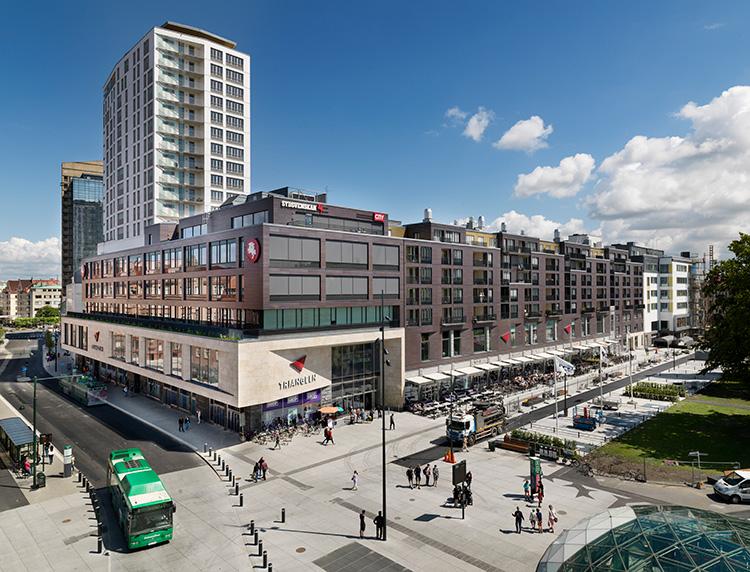 Lokalt och småskaligt berikar Malmö
