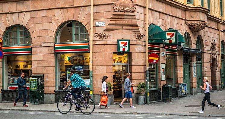 7-Eleven registrerar nya varumärken